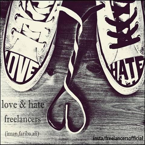 دانلود آهنگ Freelancers به نام Love & Hate