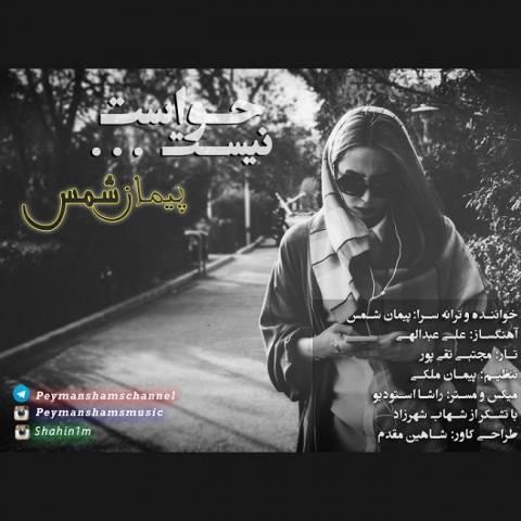 دانلود آهنگ پیمان شمس به نام حواست نیست