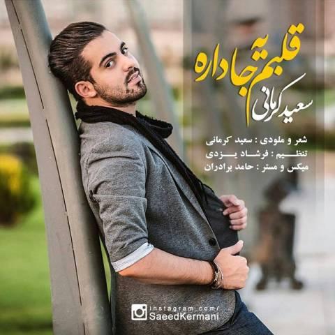 دانلود آهنگ سعید کرمانی به نام قلبم یه جا داره