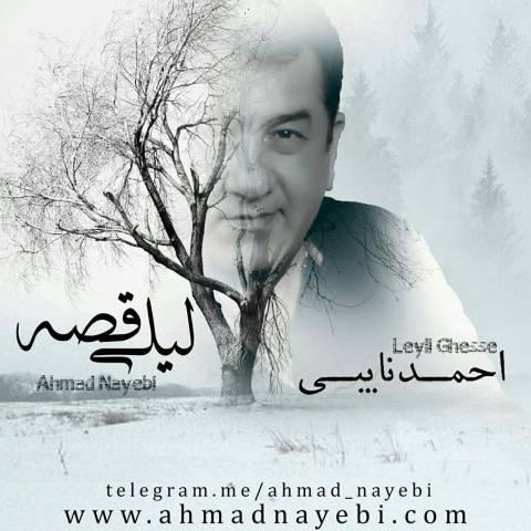 دانلود آهنگ احمد نایبی به نام لیلی قصه