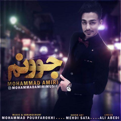 دانلود آهنگ محمد امیری به نام جوونم