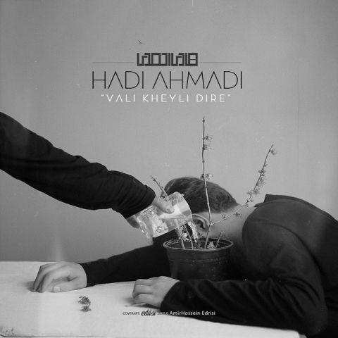 دانلود آهنگ هادی احمدی به نام ولی خیلی دیره
