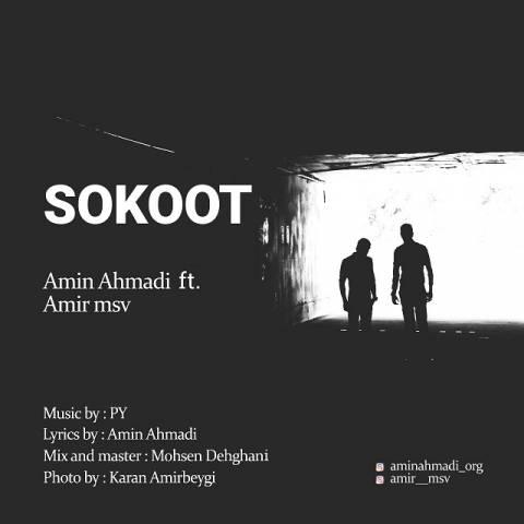 دانلود آهنگ امین احمدی و امیر موسوی به نام سکوت