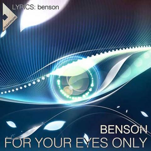 دانلود آهنگ Benson به نام For Your Eyes Only