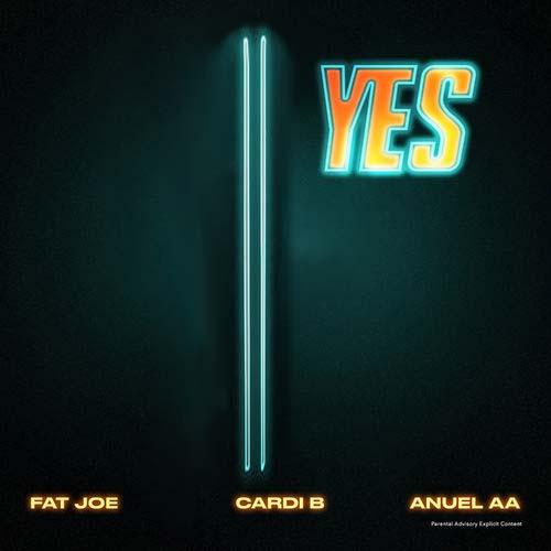 دانلود آهنگ Fat Joe And   Cardi B And   Anuel Aa به نام YES
