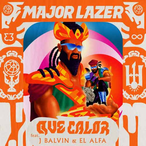 دانلود آهنگ Major Lazer And J Balvin And El Alfa به نام Que Calor