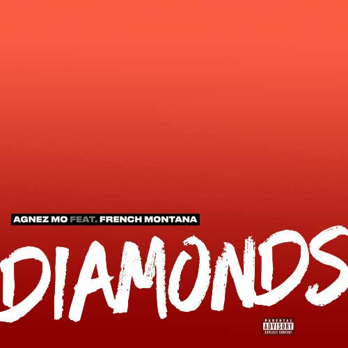دانلود آهنگ Agnez Mo And   French Montana به نام Diamonds