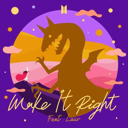دانلود آهنگ BTS And Lauv به نام Make It Right