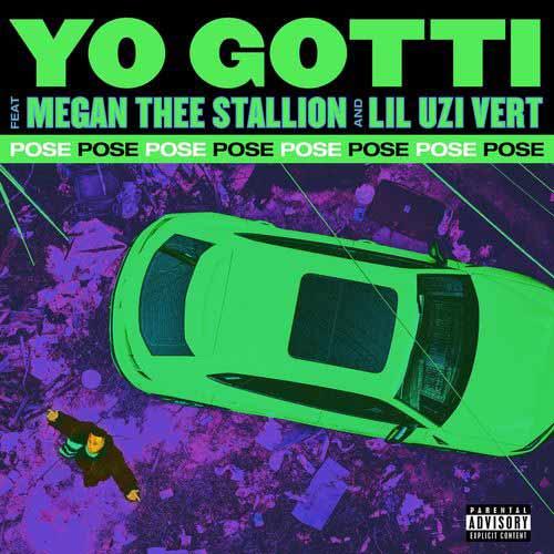 دانلود آهنگ Yo Gotti And   Megan Thee Stallion And   Lil Uzi Vert به نام Pose