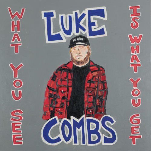 دانلود آهنگ Luke Combs به نام What You See Is What You Get