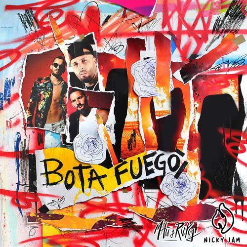 دانلود آهنگ Mau y Ricky And   Nicky Jam به نام BOTA FUEGO