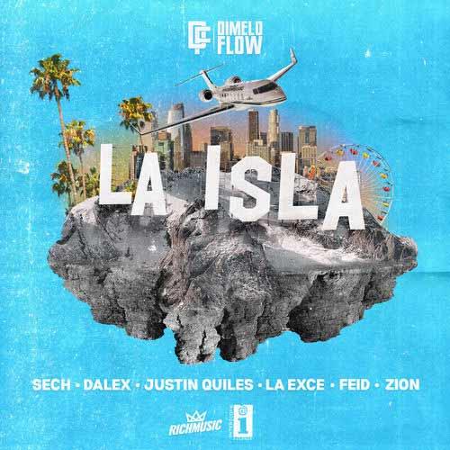 دانلود آهنگ Dmelo Flow And   Sech And   Dalex به نام La Isla