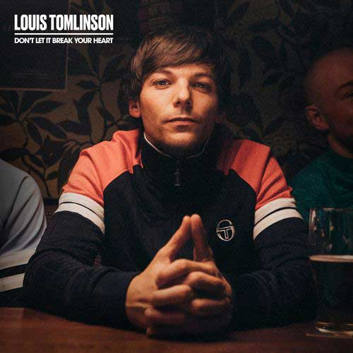 دانلود آهنگ Louis Tomlinson به نام Dont Let It Break Your Heart Single Edit