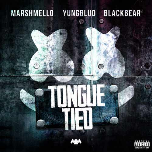 دانلود آهنگ Marshmello And   YUNGBLUD And   Blackbear به نام Tongue Tied