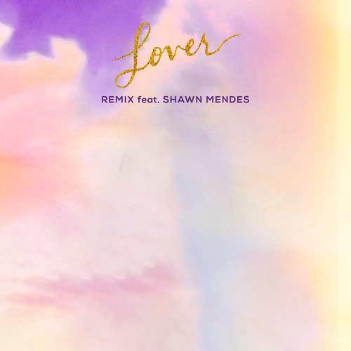 دانلود آهنگ Taylor Swift And   Shawn Mendes به نام Lover Remix