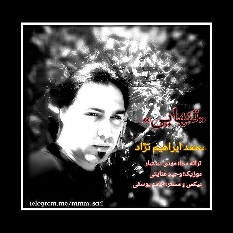 دانلود آهنگ محمد ابراهیم نژاد به نام تنهایی