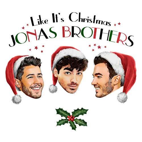 دانلود آهنگ Jonas Brothers به نام Like Its Christmas