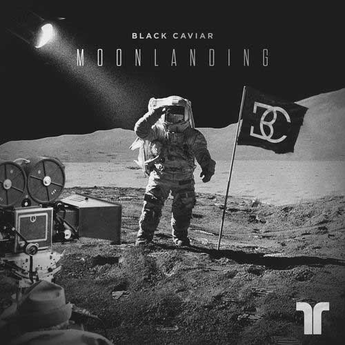 دانلود آهنگ Black Caviar به نام Moon Landing