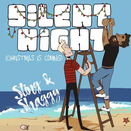 دانلود آهنگ Sting And   Shaggy به نام Silent Night Christmas Is Coming