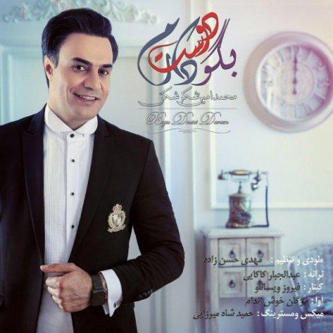 دانلود آهنگ محمد امین شکر شکن به نام بگو دوست دارم