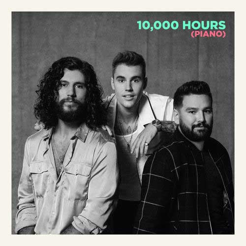 دانلود آهنگ Dan  Shay به نام 10000 Hours Piano