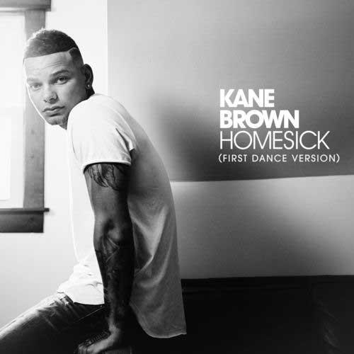 دانلود آهنگ Kane Brown به نام Homesick First Dance Version