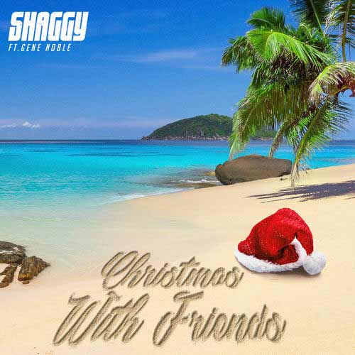 دانلود آهنگ Shaggy And   Gene Noble به نام Christmas With Friends