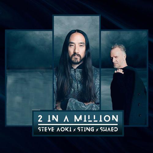 دانلود آهنگ Steve Aoki And   Sting به نام 2 In A Million