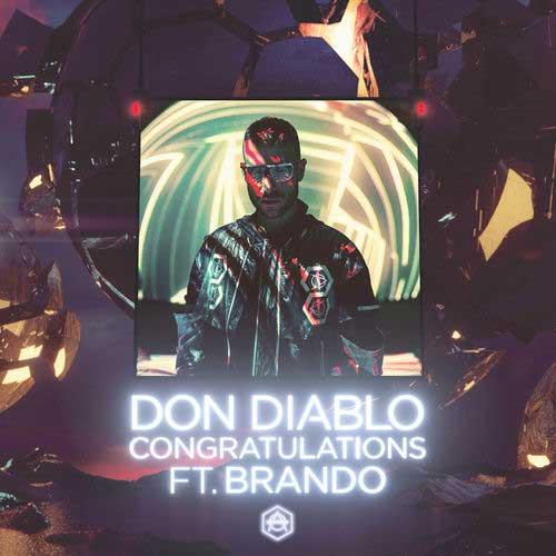 دانلود آهنگ Don Diablo And   Brando به نام Congratulations