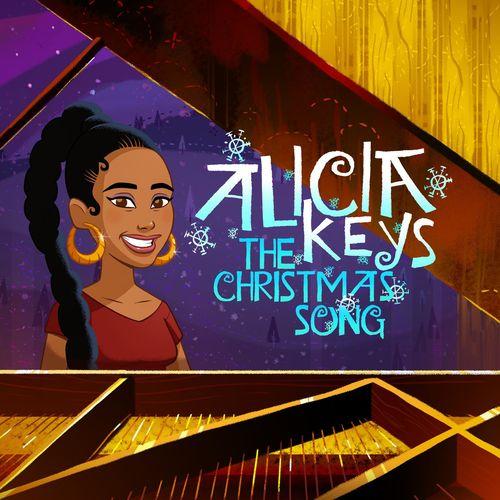 دانلود آهنگ Alicia Keys به نام The Christmas Song