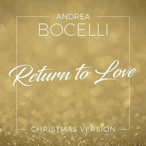 دانلود آهنگ Andrea Bocelli به نام Return To Love Christmas Version
