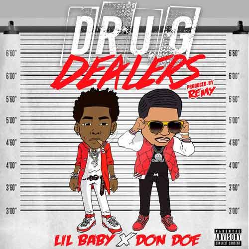 دانلود آهنگ Don Doe And   Lil Baby به نام Drug Dealers