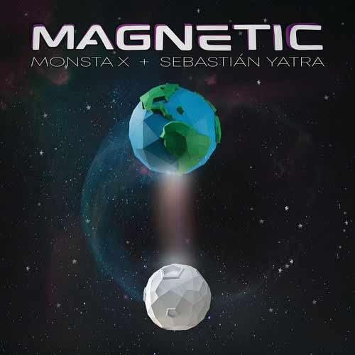 دانلود آهنگ Monsta X And   Sebastian Yatra به نام Magnetic