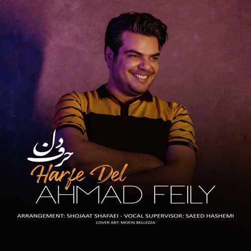 دانلود آهنگ احمد فیلی به نام حرف دل