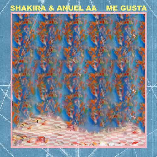 دانلود آهنگ Shakira And   Anuel Aa به نام Me Gusta