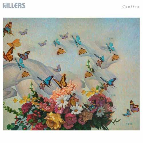دانلود آهنگ The Killers به نام Caution Radio Edit