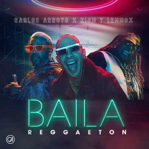 دانلود آهنگ Carlos Arroyo And Zion Lennox به نام Baila Reggaeton