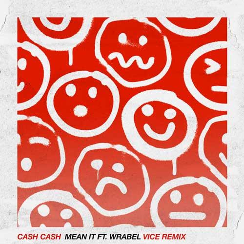 دانلود آهنگ Cash Cash And Wrabel به نام Mean It