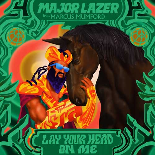 دانلود آهنگ Major Lazer And Marcus Mumford به نام Lay Your Head On Me