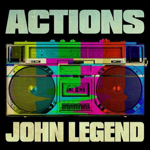 دانلود آهنگ John Legend به نام Actions