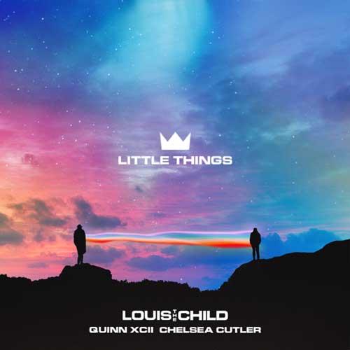 دانلود آهنگ Louis The Child And Quinn XCII And Chelsea Cutler به نام Little Things