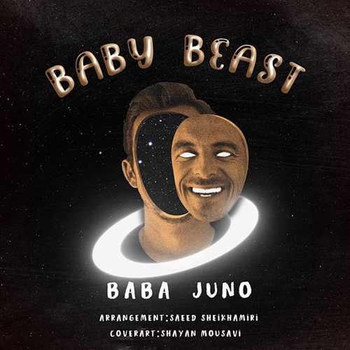 دانلود آهنگ باباجونو به نام Baby Beast از موزیک باز