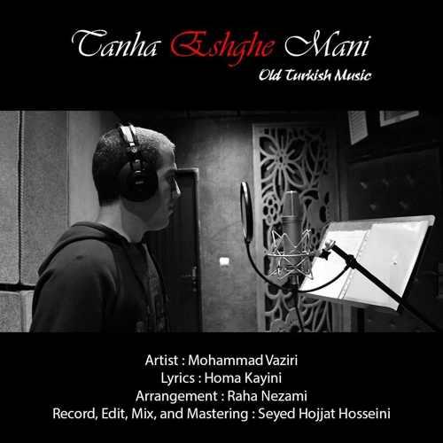 دانلود آهنگ محمد وزیری به نام تنها عشق منی از موزیک باز