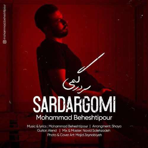 دانلود آهنگ محمد بهشتی پور به نام سردرگمی از موزیک باز