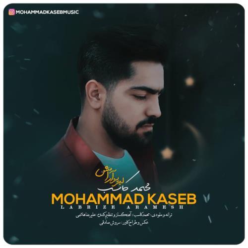 دانلود آهنگ محمد کاسب به نام لبریز آرامش از موزیک باز