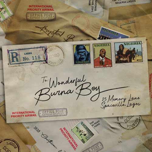 دانلود آهنگ Burna Boy به نام Wonderful