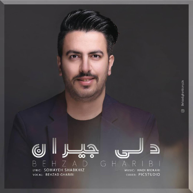 دانلود آهنگ بهزاد قریبی به نام دلی جیران از موزیک باز