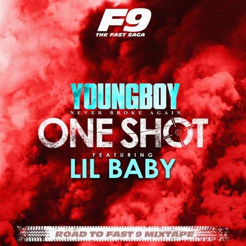 دانلود آهنگ YoungBoy Never Broke Again And Lil Baby به نام One Shot