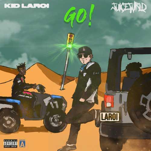 دانلود آهنگ The Kid Laroi And Juice Wrld به نام GO