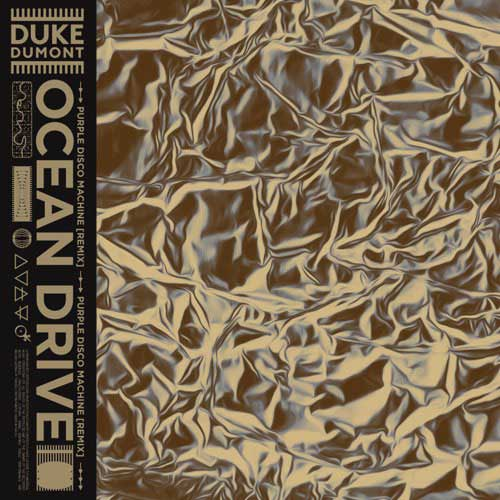 دانلود آهنگ Duke Dumont به نام Ocean Drive Purple Disco Machine Remix